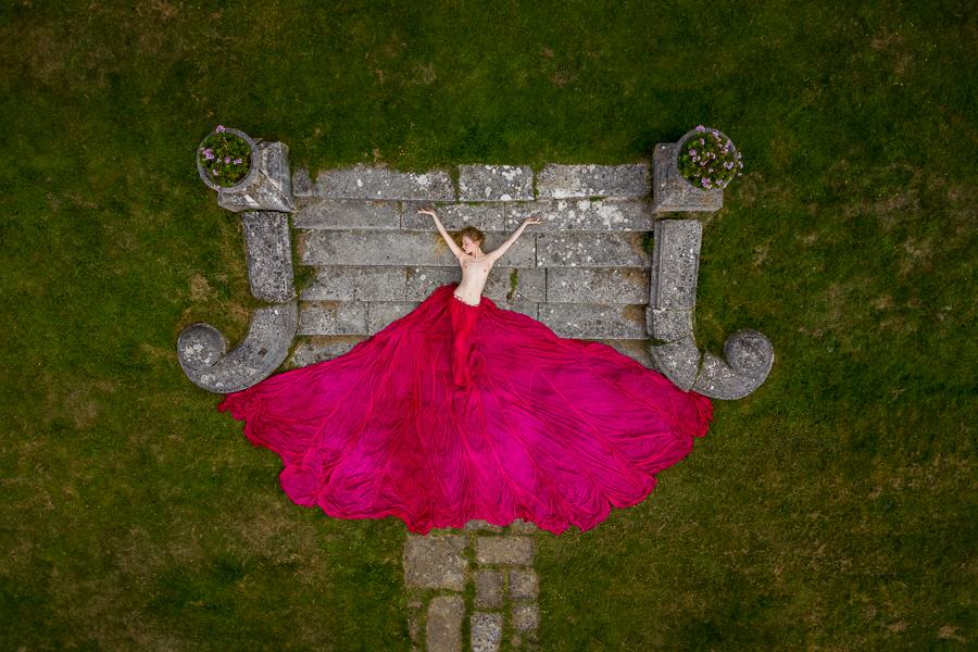 Alice's Amazing Parachute Dress